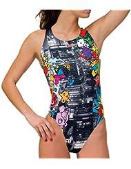 6d4415b4f248 Okeo - Costume Nuoto Donna - Iris · Vedi opzioni Taglia