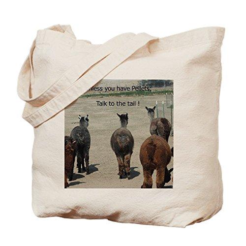 CafePress-KSC 2-seitige Foto Alpaka-Leinwand Natur Tasche, Reinigungstuch Einkaufstasche -