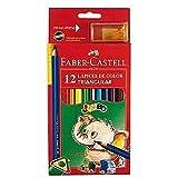 Faber-Castell 115012 12pezzo(i) pastello colorato