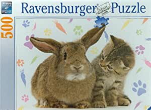 Ravensburger 14180 - Zwei Freunde 500 Teile Puzzle