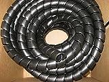 Hydraulikschlauch Spirale Wrap Guard Stuhlbeine 58–70mm JCB Forstwirtschaft Traktor Bagger