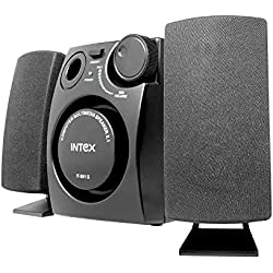 Intex IT-881S 2.1 Desktop Speakers - Black