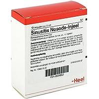 Sinusitis Nosode Injeel Ampullen 10 stk preisvergleich bei billige-tabletten.eu