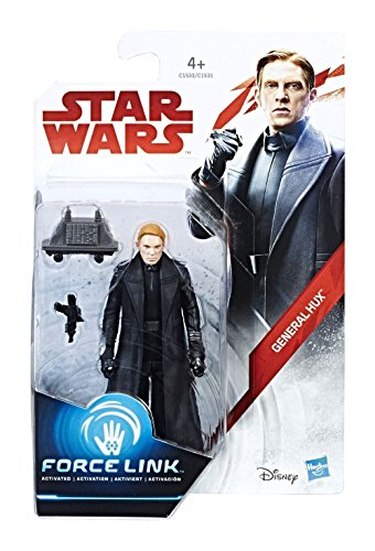 Hasbro - Star Wars: Die letzten Jedi - General Hux - Force Link Action Figur 10 cm [UK Import]