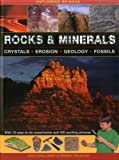 Rocks & Minerals: Crystals-erosion-geology-fossils