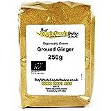 Organic Ginger Ground 250g