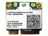 Intel 6230 62230AN HMW Bluetooth BT WLAN Wireless Card Module for Acer Asus Dell Toshiba Sony Gateway LG