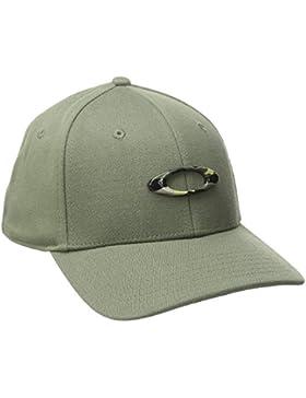 Oakley Tincan Cappellino da uomo Verde Worn Olive/Graphic Camo S/M