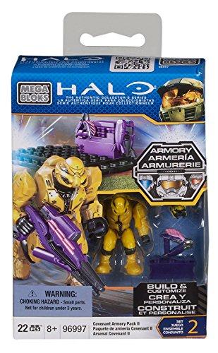 Mega Bloks Halo Covenant Armory Pack II