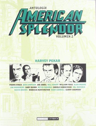 Antología American Splendor 2 (Novela gráfica)