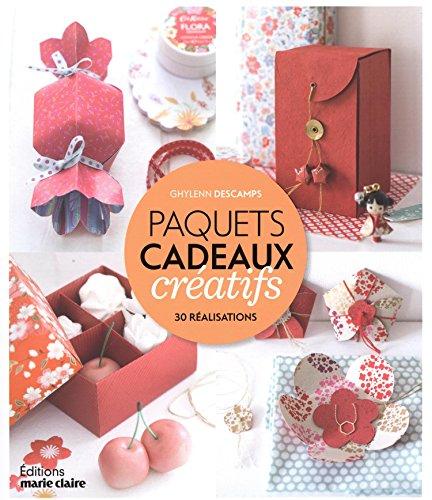 Paquets Cadeaux Creatifs par Descamps Ghylenn