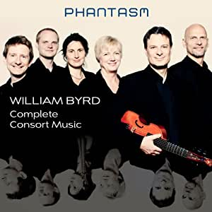 William Byrd Complete Consort Music (SACD/CD - plays on all CD players)