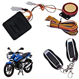 Vheelocityin Bike / Motorcycle/ Scooter Remote Start AlarmFor Bajaj Xcd 125