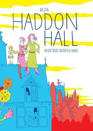 Haddon Hall: When David Invented Bowie (Graphic Novel) thumbnail