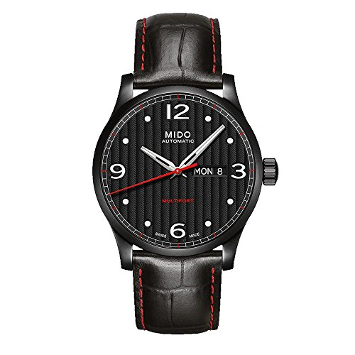 mido-mens-multifort-42mm-black-leather-band-ip-steel-case-automatic-analog-watch-m0054303705080