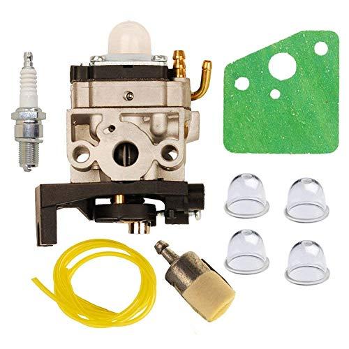 OuyFilters kit carburatore carb carburante filtro del carburante per Honda GX35GX35NT trimmer decespugliatore sostituire 16100-z0z-034