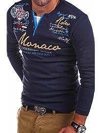 MT Styles 2in1 Longsleeve MONACO T-Shirt R-7099
