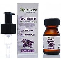 Natürliches Lavendel-ätherisches Öl Angustifolia hergestellt in Israel 100% Pure Organic Höchste Qualität und... preisvergleich bei billige-tabletten.eu