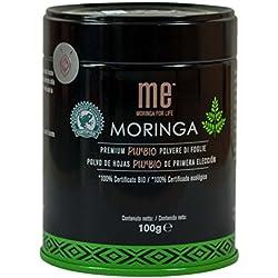 Me Moringa For Life Polvere 100% Bio - 178 g