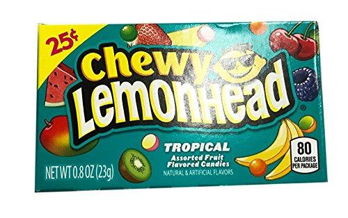 Tropical Chewy Lemonhead - 23g