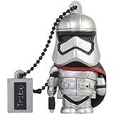 Clé USB 16 Go Captain Phasma - Mémoire Flash Drive 2.0 Originale Star Wars, Tribe FD030502