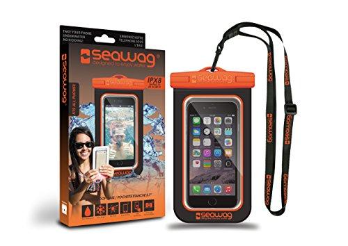 SEAWAG _ B5 X - FUNDA 100% IMPERMEABLE Y SUMERGIBLE PARA SMARTPHONE -