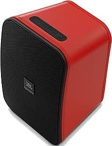 JBL CONTROL® SERIES Control X Wireless 30W Black,Red loudspeaker - Loudspeakers (2-way, Wired & Wireless, 3.5mm/Bluetooth, 30 W, 62-20000 Hz, Black, Red)