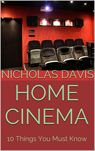 Home Cinema: 10 Things You Must Know (English Edition) Home-cinema-equipment
