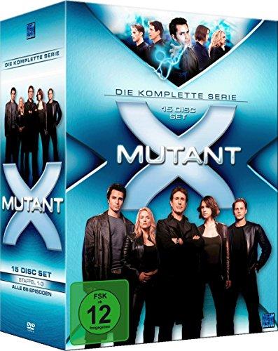 Mutant X - Die komplette Serie (Folge 01-66) (15 Disc Set) (Komplette Box-sets)