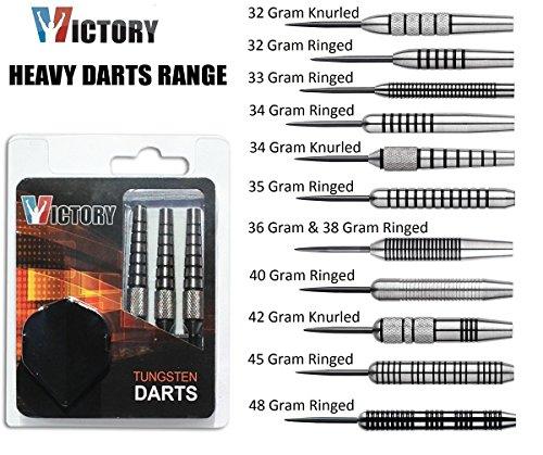 Heavy-Tungsten-Darts-by-Victory-Darts-32g-33g-34g-35g-36g-38g-40g-42g-45g-48g