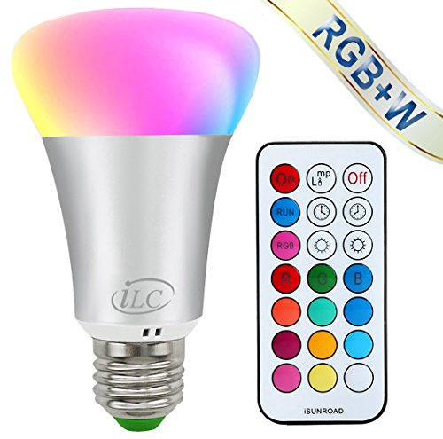 ilc-dimmable-colour-changing-light-bulb-10w-e27-rgbw-led-light-bulbs-12-color-choices-remote-control