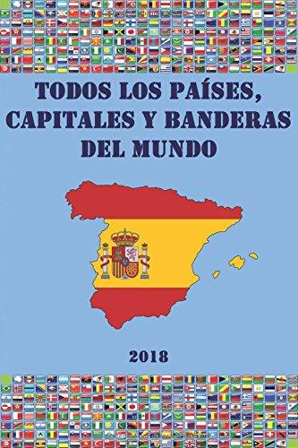 Todos los países, capitales y banderas del mundo por Familia Inteligente