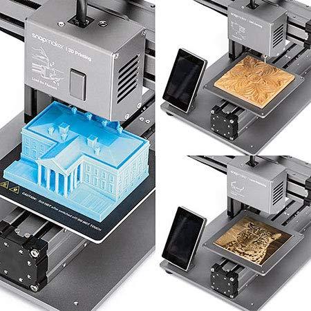 Snapmaker – 3-in-1 3D Printer - 2