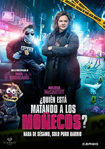 ¿Quién está matando a los moñecos? - DVD