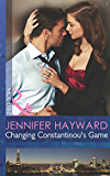 Changing Constantinou's Game (Mills & Boon Modern)