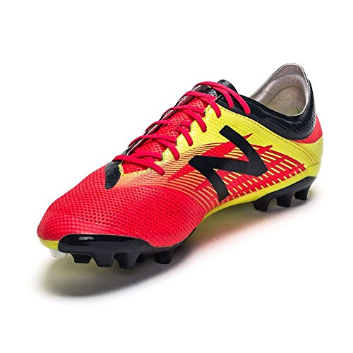Furon 2.0 Pro AG - Chaussures de Foot Bright cherry-Yellow