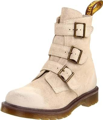 Dr Martens Women's Blake1 Beige Ankle Boot 13869250 3 UK