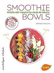 Smoothie Bowls : Petits-dej' complets à base de fruits