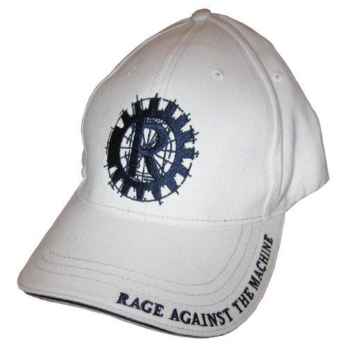 Gear White l/Xl Flex Cap