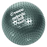 Togu Redondo Ball Touch Gymnastik und Pilatesball, anthrazit, 18 cm