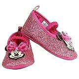 Disney Minnie Maus Baby Ballerina in Pink Oder Gold Gr. 16/17, 18, 19/20 (18, Pink)