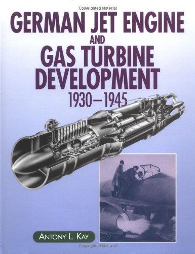 d Gas Turbine Development, 1930-45 ()