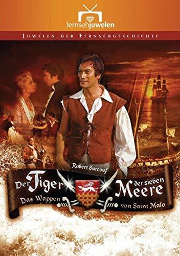 Bild von Der Tiger der sieben Meere - Das Wappen von Saint Malo (Fernsehjuwelen) [2 DVDs]