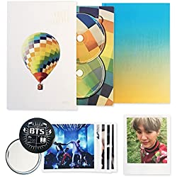 BTS Special Album - YOUNG FOREVER [ DAY Ver. ] CD + Photobook + Polaroid Card + Folded Poster + FREE GIFT / K-POP Sealed