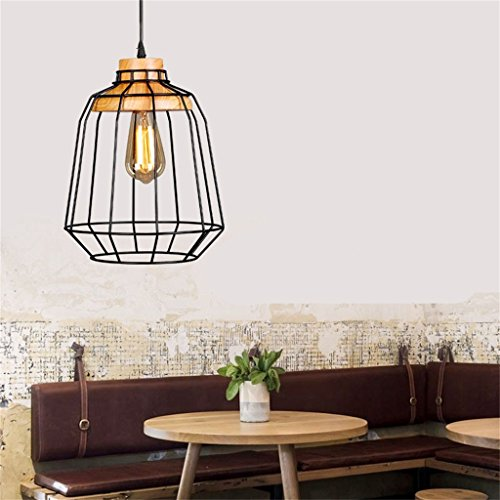 home-nordic-creative-personality-retro-network-shape-iron-arts-chandelier