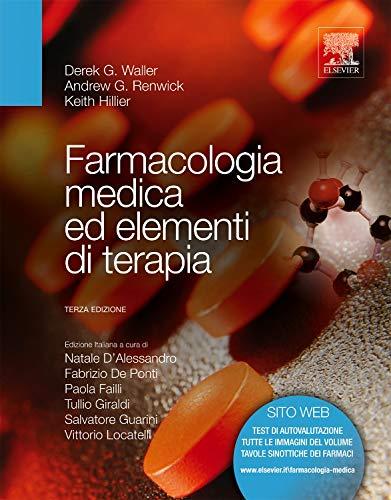 Zoom IMG-2 farmacologia medica ed elementi di
