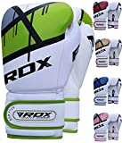 RDX Erwachsene Training Boxhandschuhe Grün, 10 oz