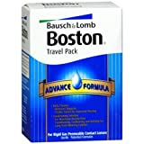 Bausch + Lomb Bausch & Lomb Boston Advance Formula Travel Pack 1 Each (Pack of 2)