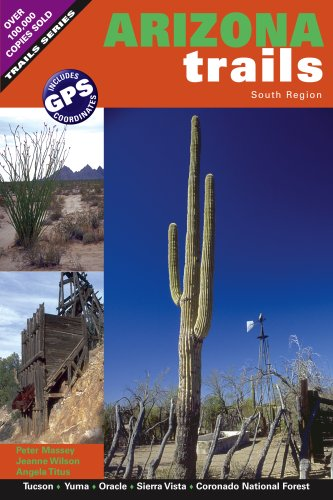 Arizona Trails South Region por Peter Massey