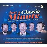 Just A Classic Minute: Volume 5: v. 5